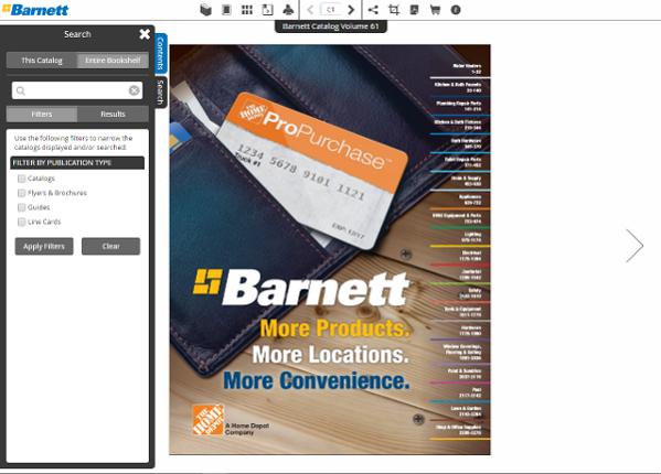 Barnett Catalog