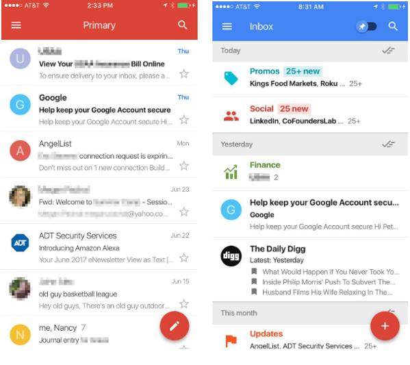 Gmail Screen shot