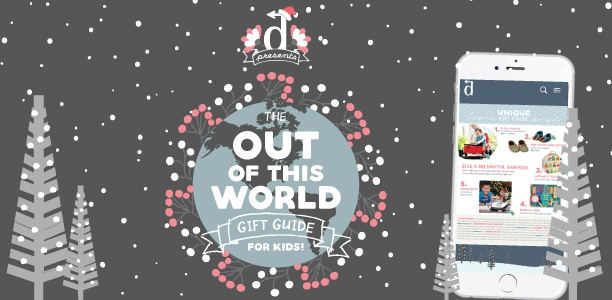Dirxion Gift Guide Header