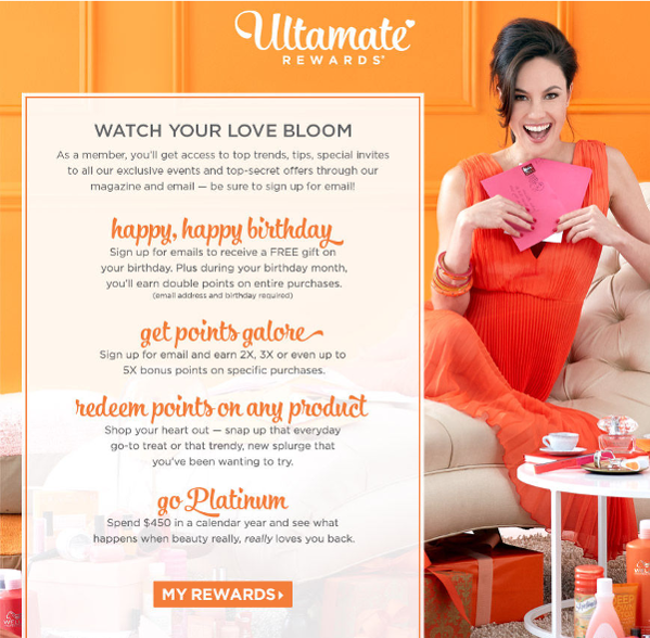 Ulta Ultimate Rewards