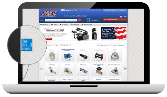 msc website